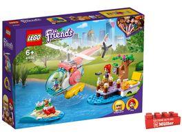 LEGO Friends 41692 Tierrettungshubschrauber