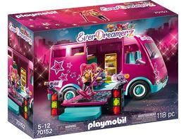 PLAYMOBIL 70152 EverDreamerz EverDreamerz Tour Bus