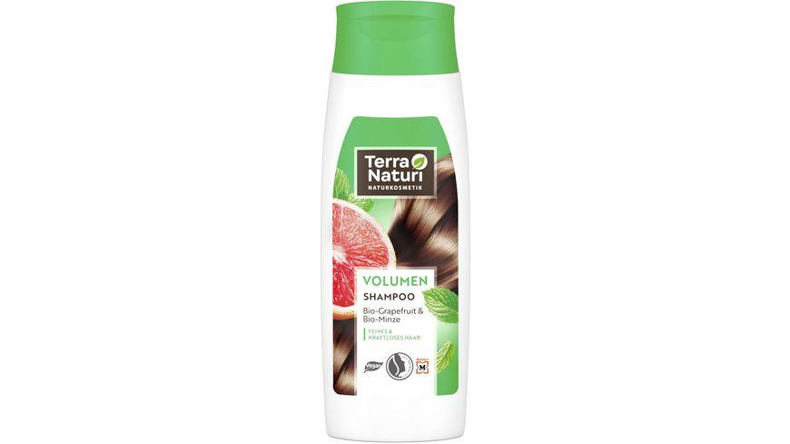 Terra Naturi Shampoo Volumen Bio-Grapefruit & Bio-Minze