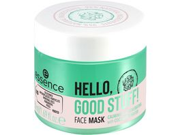 essence HELLO GOOD STUFF FACE MASK