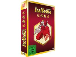 InuYasha Movie Box DVD Box 4 DVDs
