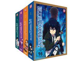 Blue Exorcist Staffel 1 Gesamtausgabe DVD Box 8 DVDs