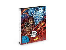Demon Slayer Staffel 1 Vol 4 2 DVDs