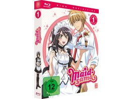 Maid sama Box 1 Episoden 1 14 2 BRs