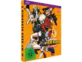 My Hero Academia 3 Staffel Vol 4
