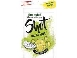 Em eukal Gummidrops Shot Happy Lime