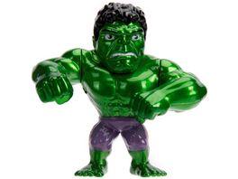 Jada Marvel 4 Hulk Metallfigur