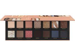 Catrice Pro Peach Origin Slim Eyeshadow Palette 010 Golden Afterglow