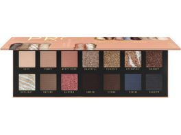 Catrice Pro Peach Origin Slim Eyeshadow Palette