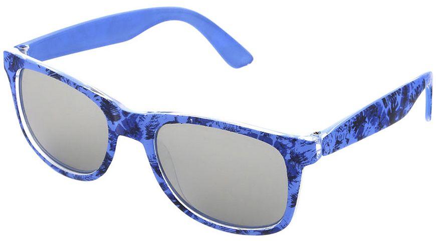 Basley Sun KIDS Sonnenbrille 8087-S-34 Kunststoff Blau Gem.