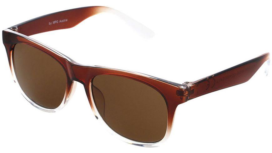 Basley Sun KIDS Sonnenbrille 8096-A-01 Kunststoff Braun
