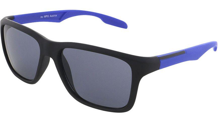 Basley Sun KIDS Sonnenbrille 8086-A-31 Kunststoff Schwarz/Blau