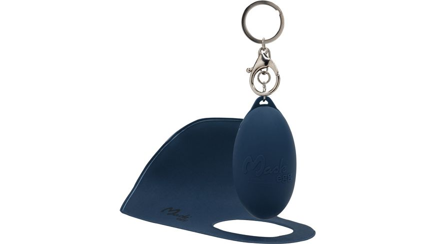 Maskegg - Das Original - Fashionmaske Blau