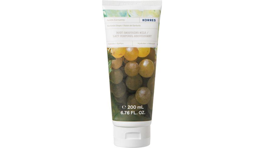 KORRES Santorini Grape Glättende Körpermilch