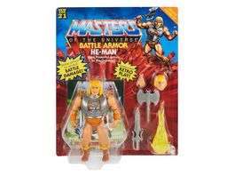 Masters of the Universe Origins Deluxe Actionfigur 14 cm He Man