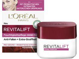 L OREAL PARIS REVITALIFT Klassik Feuchtigkeitspflege Ohne Parfum