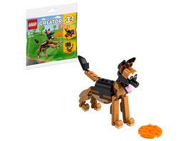 LEGO Creator 30578 Deutscher Schaeferhund
