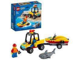 LEGO City 60286 Strand Rettungsquad