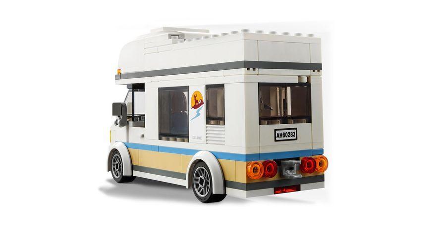 LEGO City 60283 Ferien Wohnmobil