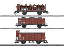 Maerklin 46394 Modelleisenbahn Gueterwagen Set