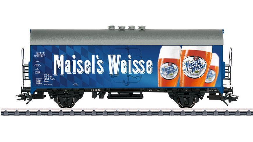 """Märklin 45027 - Modelleisenbahn Bierwagen """"Maisel's Weisse"""""""