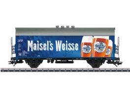 Maerklin 45027 Modelleisenbahn Bierwagen Maisel s Weisse