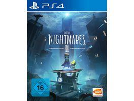 Little Nightmares II Day 1 Edition