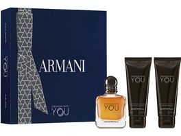 EMPORIO ARMANI Stronger with You Geschenkset Spring