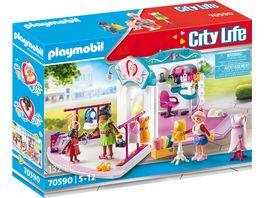 PLAYMOBIL 70590 City Life Fashion Design Studio