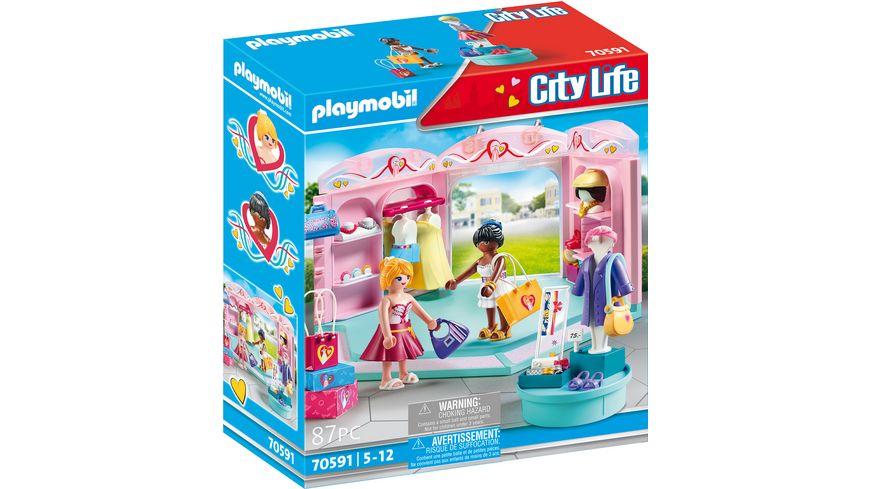 PLAYMOBIL 70591 - City Life - Fashion Store