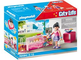 PLAYMOBIL 70594 City Life Fashion Accessoires