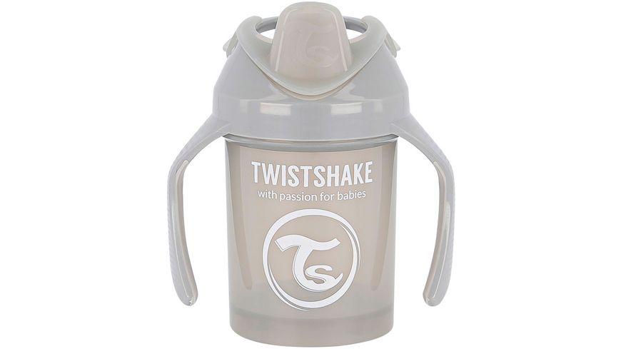 Twistshake Mini Cup Pastell Grau