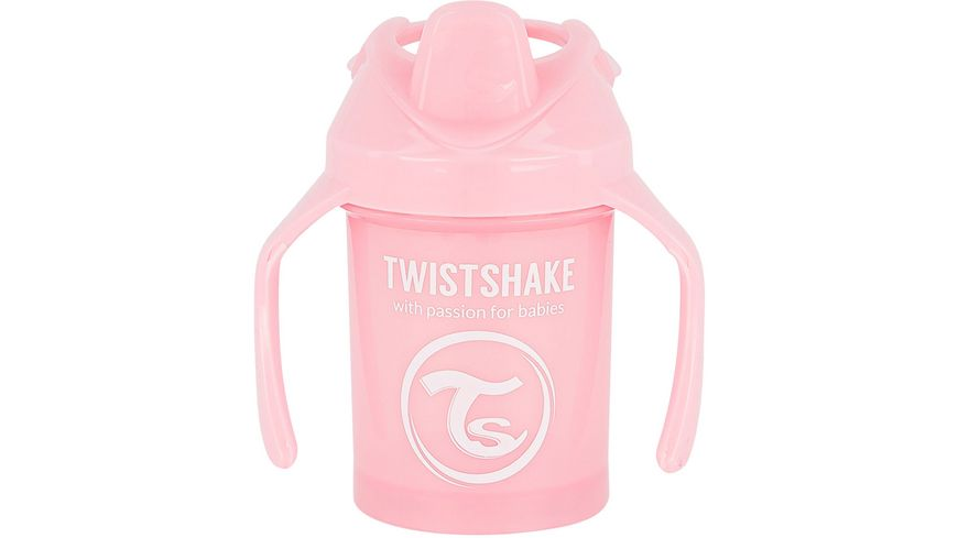 Twistshake Mini Cup Pastell Pink