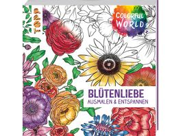 Colorful World Bluetenliebe