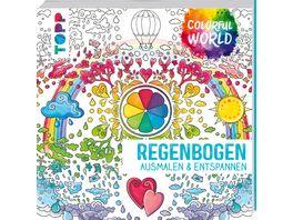 Colorful World Regenbogen