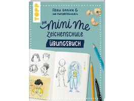Die Mini me Zeichenschule Uebungsbuch