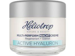 HELIOTROP Active Hyaluron Multi Perform Nachtcreme