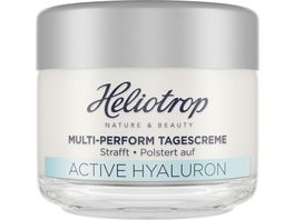 HELIOTROP Active Hyaluron Multi Perform Tagescreme