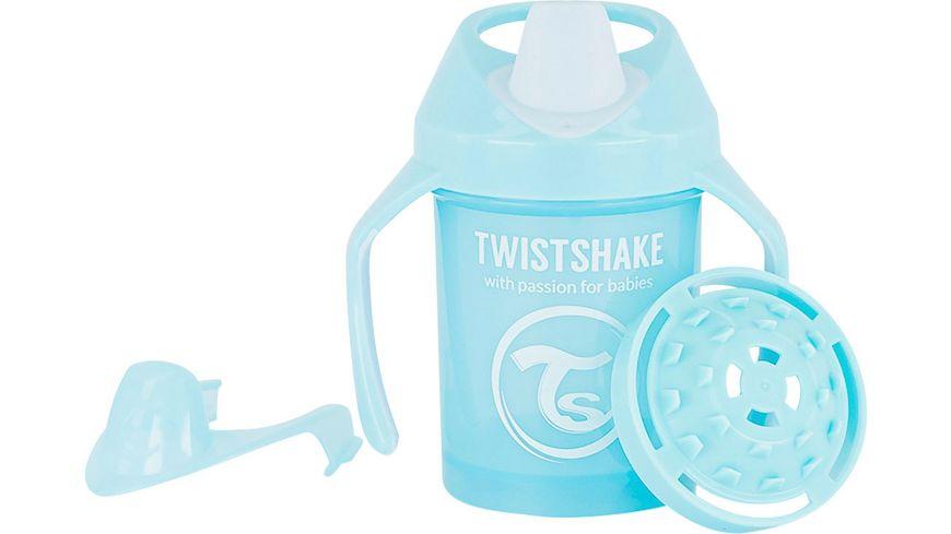 Twistshake Mini Cup Pastell Blau