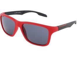 Basley Sun KIDS Sonnenbrille 8086 A 33 Kunststoff rot Schwarz