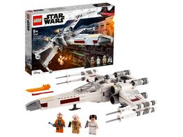 LEGO Star Wars 75301 Luke Skywalkers X Wing Fighter