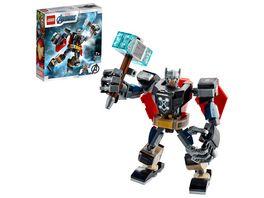 LEGO 76169 Super Heroes Thor Mech Konstruktionsspielzeug