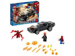 LEGO Marvel Super Heroes 76173 Spider Man und Ghost Rider vs Carnage