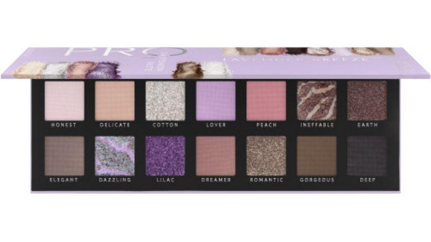 Catrice Pro Lavender Breeze Slim Eyeshadow Palette