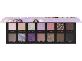 Catrice Pro Lavender Breeze Slim Eyeshadow Palette