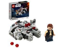 LEGO 75295 Star Wars Millennium Falcon Microfighter Spielzeug