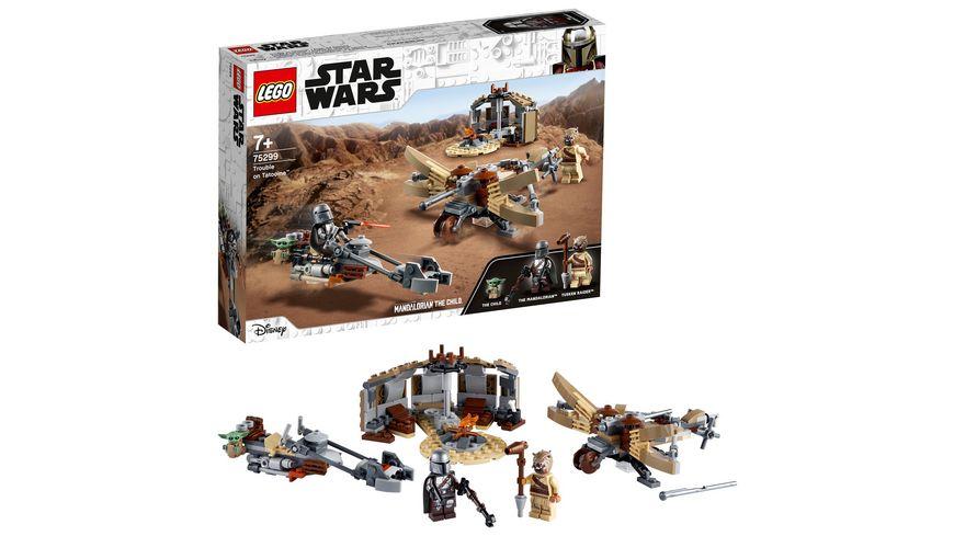 LEGO Star Wars - 75299 Ärger auf Tatooine™