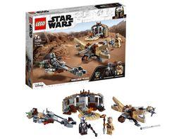 LEGO 75299 Star Wars Aerger auf Tatooine Konstruktionsspielzeug