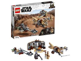 LEGO Star Wars 75299 Aerger auf Tatooine