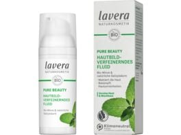 lavera Pure Beauty Hautbildverfeinerndes Fluid